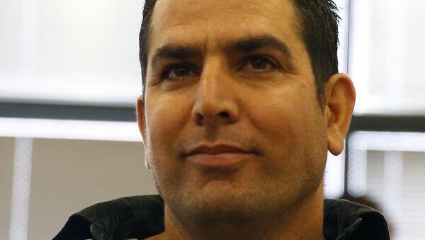 Meni Naftali, ex-conserje de los Netanyahu - Sputnik Mundo