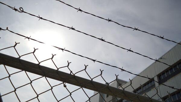 Cárcel, imagen referencial - Sputnik Mundo
