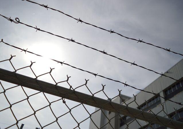 Cárcel, imagen referencial