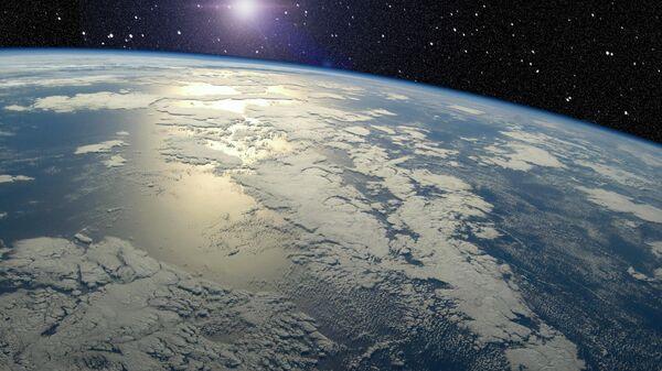 Horizonte de la Tierra - Sputnik Mundo