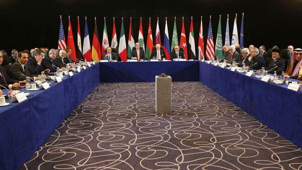 Reunión del Grupo internacional de apoyo a Siria en Múnich - Sputnik Mundo