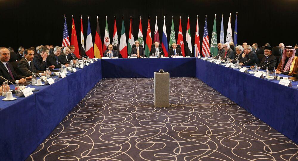 Grupo Internacional de Apoyo a Siria(archivo)