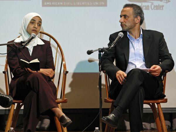 Famosas con hiyab - Sputnik Mundo