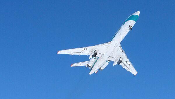 Avión Tu-154M - Sputnik Mundo