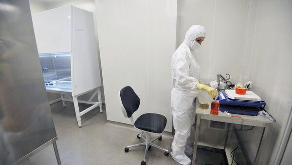 El laboratorio donde fue elaborada la vacuna rusa contra el Ébola - Sputnik Mundo