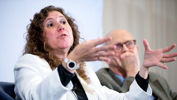 Gabriela González, científica argentina - Sputnik Mundo