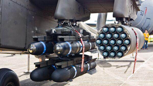 AGM 114 Hellfire - Sputnik Mundo