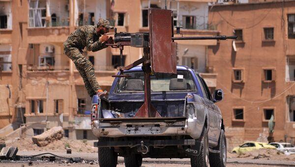 Unidades kurdas de Protección Popular (YPG) - Sputnik Mundo