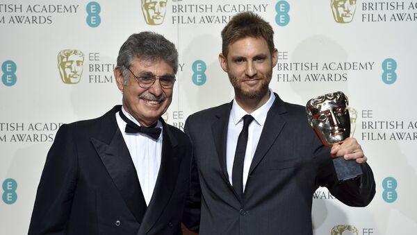 Hugo Sigman y Damián Szifron, director de la película Relatos Salvajes - Sputnik Mundo