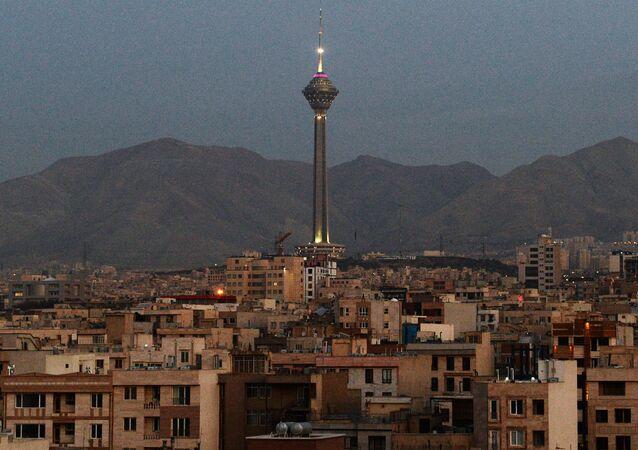 Teherán, capital de Irán