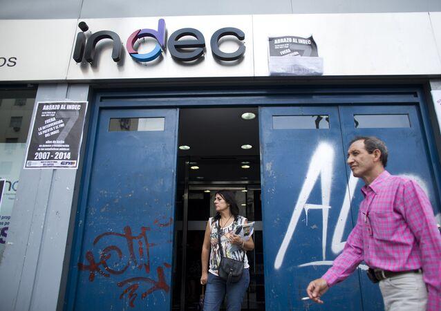 Instituto Nacional de Estadística y Censos de Argentina (INDEC)