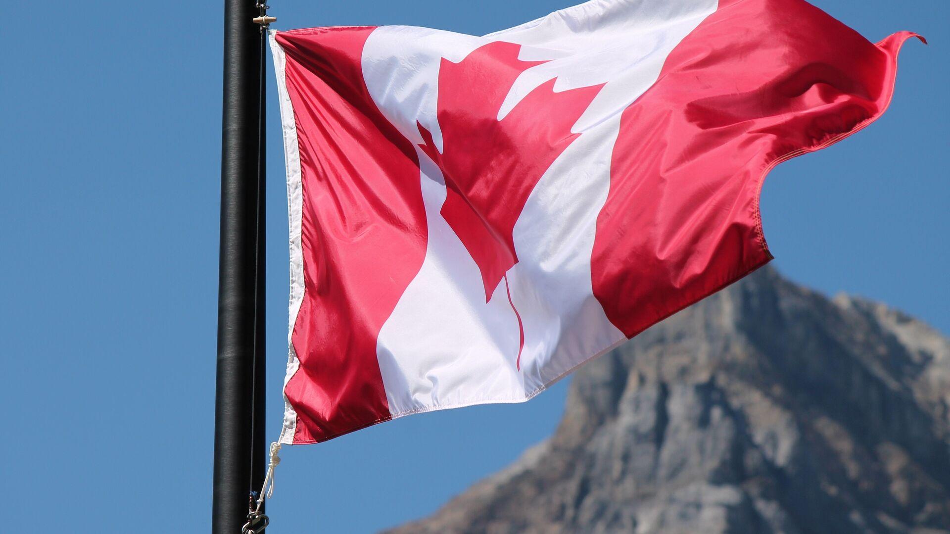 Bandera de Canadá - Sputnik Mundo, 1920, 13.04.2021