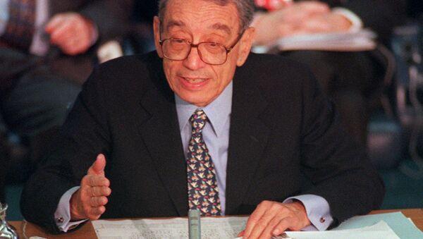 Boutros Boutros-Ghali, sexto secretario general de la ONU (archivo) - Sputnik Mundo