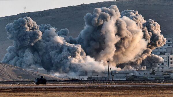 Guerra en Siria (Archivo) - Sputnik Mundo