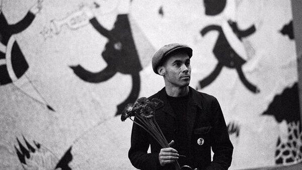 Fred Le Chevalier, artista callejero de París (2) - Sputnik Mundo