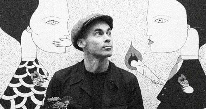 Fred Le Chevalier, artista callejero de París