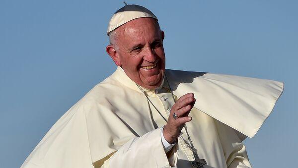Papa Francisco - Sputnik Mundo