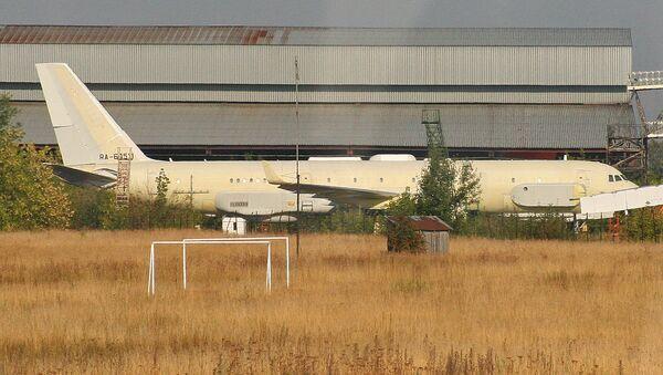 Avión Tu-214 - Sputnik Mundo
