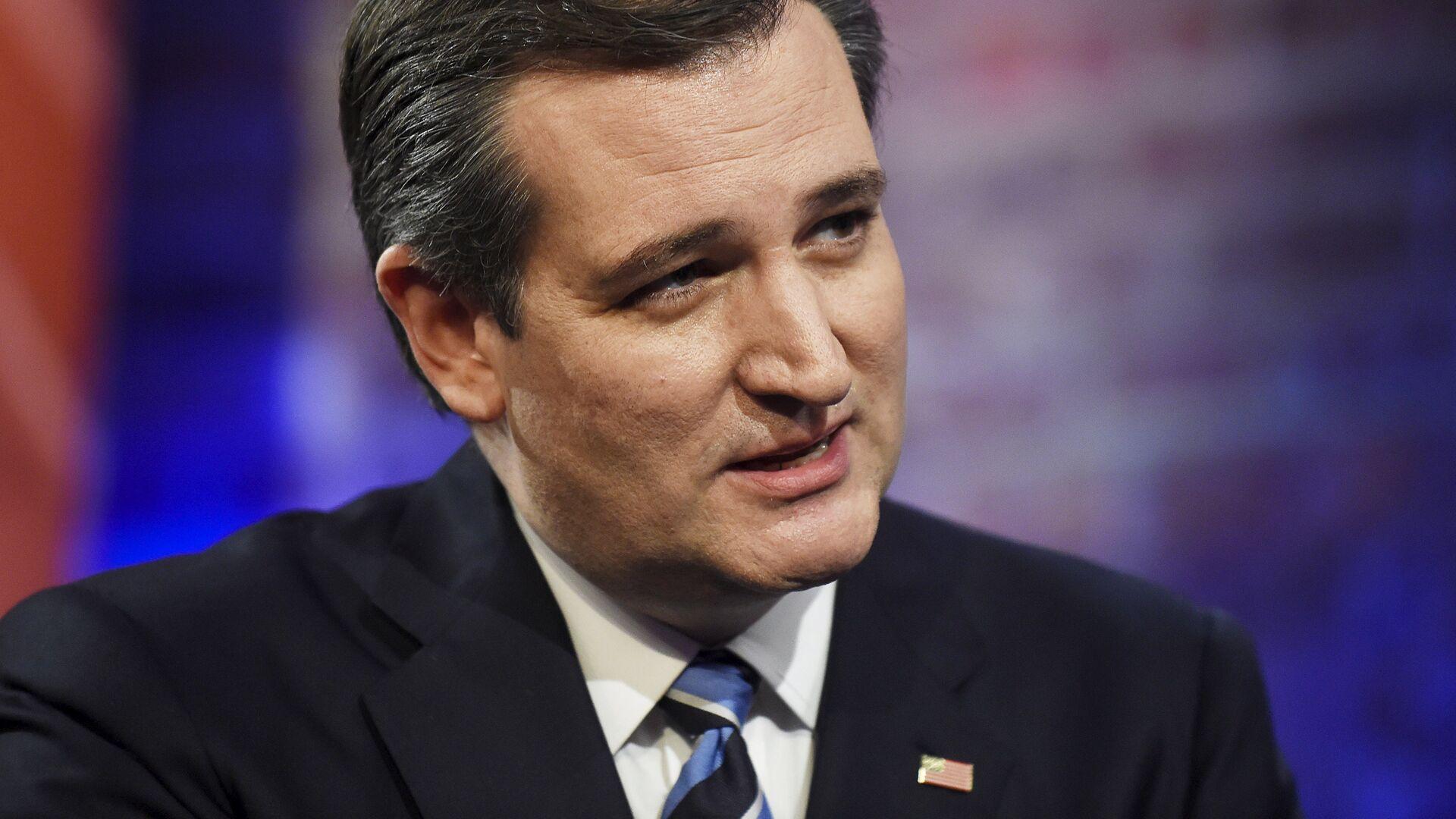 Ted Cruz senador republicano por el estado de Texas - Sputnik Mundo, 1920, 24.02.2021