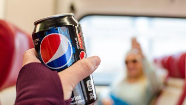 Lata de Pepsi Max - Sputnik Mundo