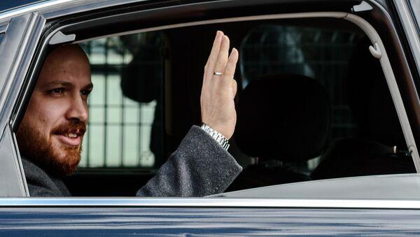 Bilal Erdogan - Sputnik Mundo
