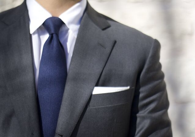 Un traje (imagen referencial)