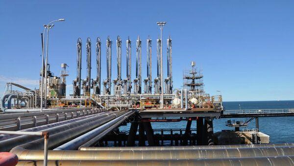 Extracción de hidrocarburos - Sputnik Mundo