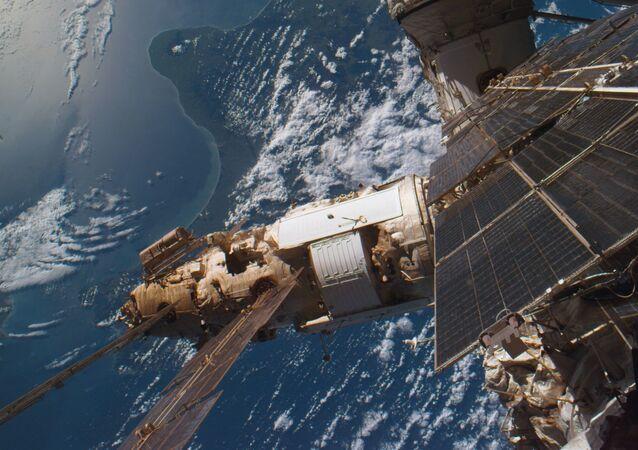 """La primera estación espacial modular en el mundo: """"Mir"""""""