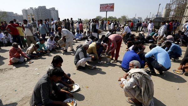Disturbios en el estado de Haryana - Sputnik Mundo