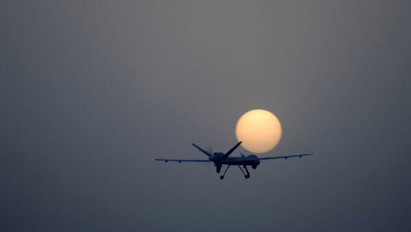 Dron MQ-9 Reaper - Sputnik Mundo