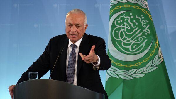 Nabil al Arabi, secretario general de la Liga Árabe - Sputnik Mundo