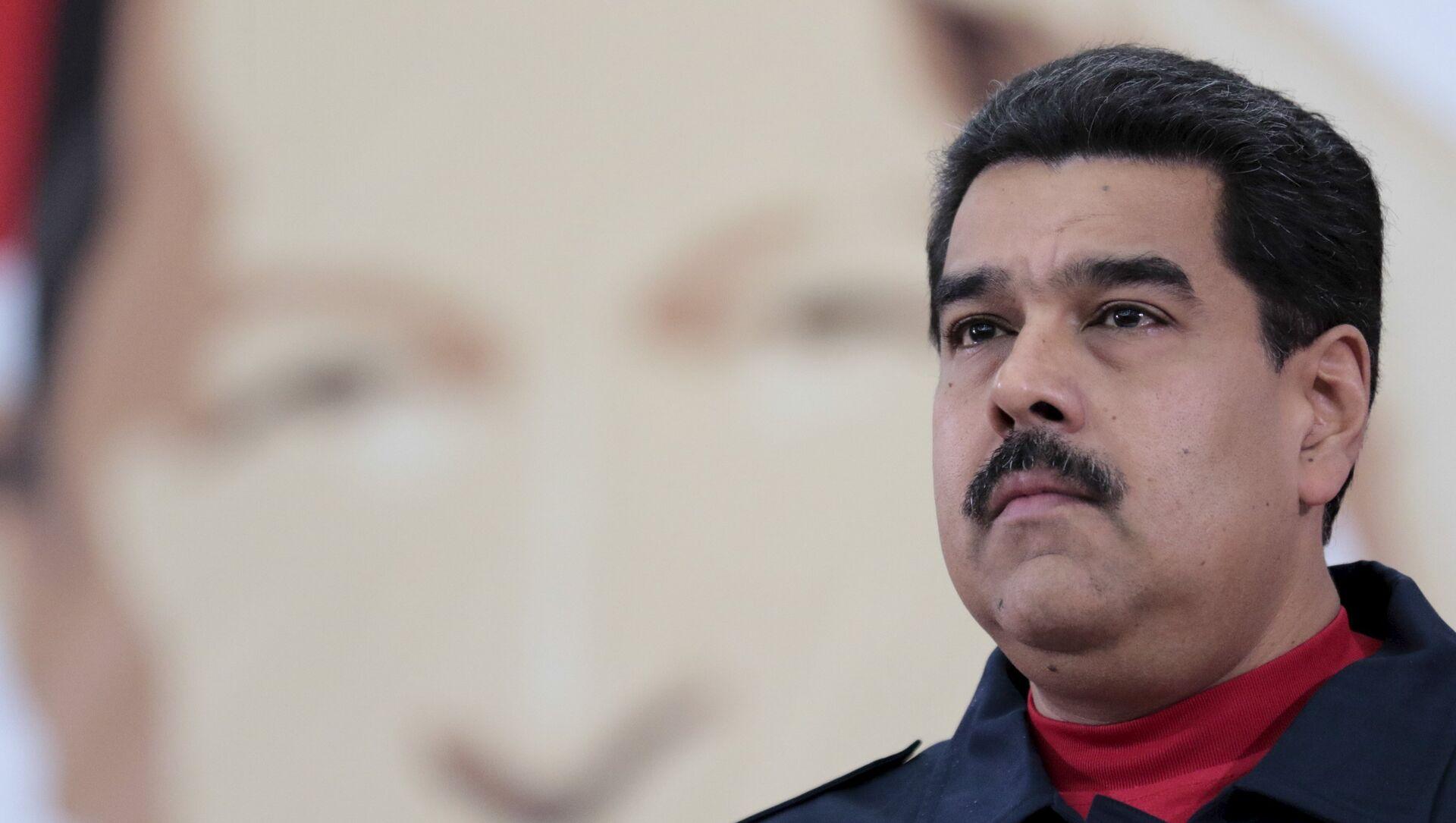 Nicolás Maduro, presidente de Venezuela - Sputnik Mundo, 1920, 10.02.2021