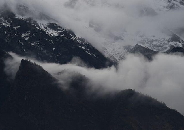 Las montañas de Nepal, Pokhara