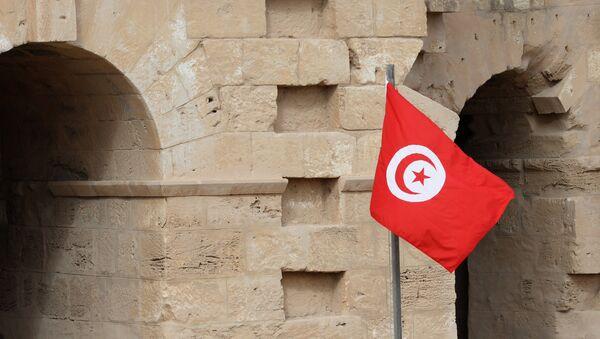 La bandera de Túnez - Sputnik Mundo