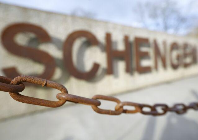 Espacio Schengen (imagen ilustrativa)