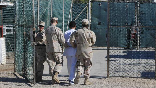 Prisión de Guantánamo (archivo) - Sputnik Mundo