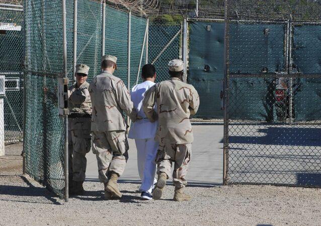 Prisión de Guantánamo (archivo)