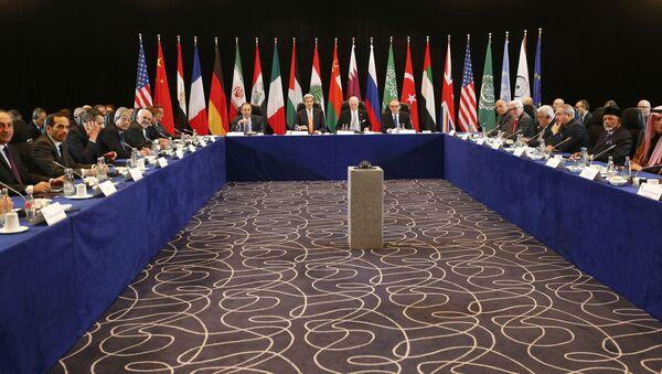 Acuerdo sobre Siria - Sputnik Mundo