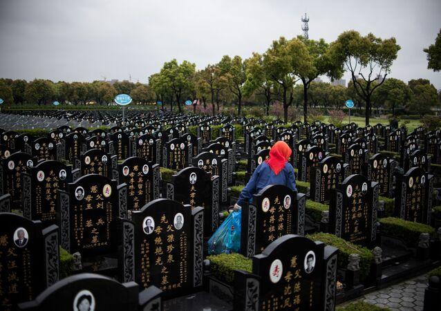 Cementerios en Shanghái