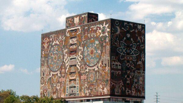 La Universidad Nacional Autónoma de México - Sputnik Mundo