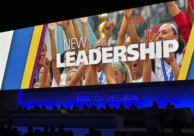 Las elecciones del presidente de FIFA, el 26 de febrero de 2016