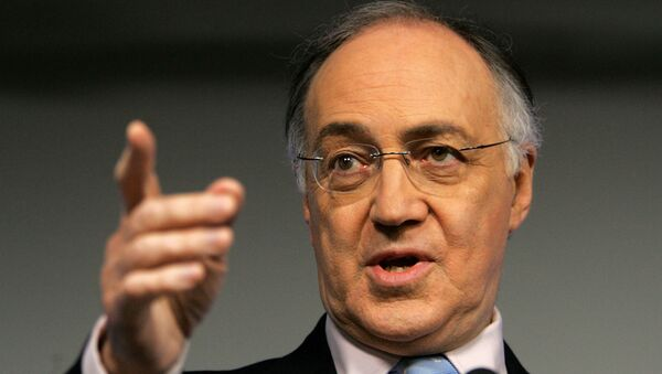 Michael Howard (archivo) - Sputnik Mundo