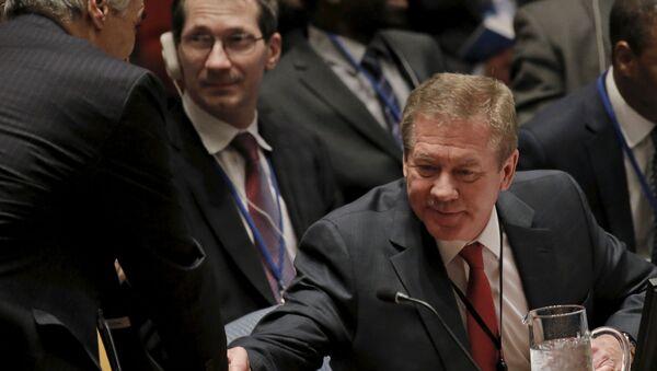 Guennadi Gatílov, viceministro ruso de Exteriores - Sputnik Mundo