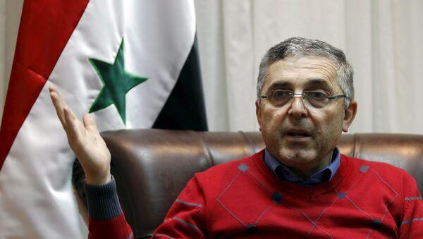 Ali Haidar, ministro sirio para la Reconciliación Nacional - Sputnik Mundo