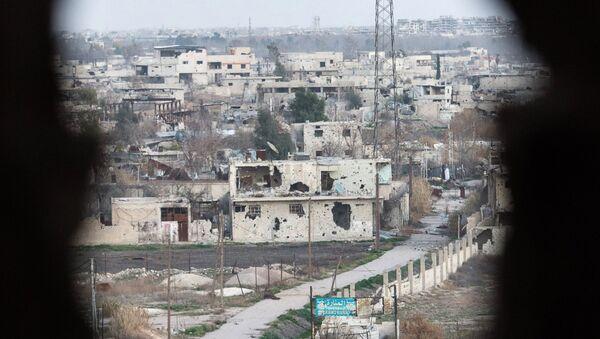 Damasco, Siria - Sputnik Mundo