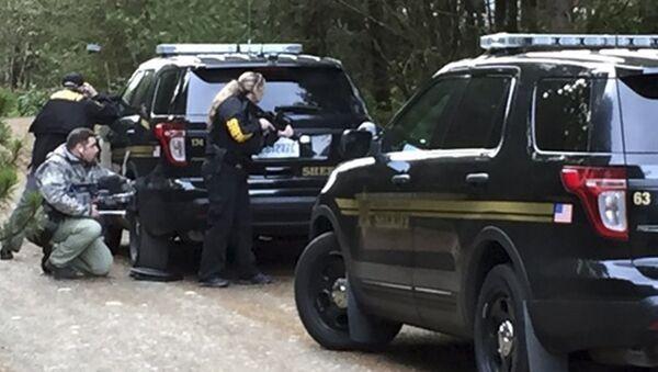 Policía del condado de Mason, Washington - Sputnik Mundo