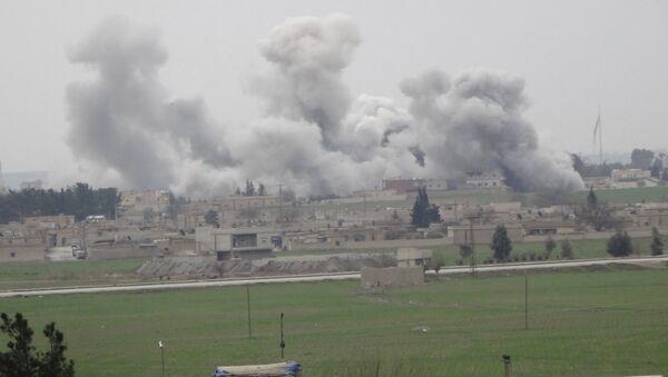 Tel Abyad, Siria - Sputnik Mundo