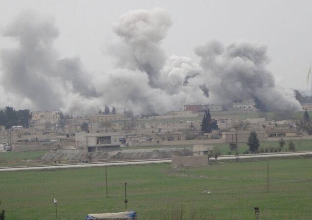 Tel Abyad, Siria
