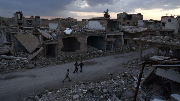 Alto el fuego en Siria - Sputnik Mundo