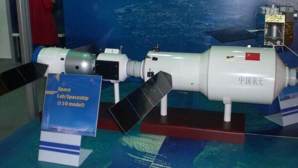 Modelo del Tiangong-2 - Sputnik Mundo